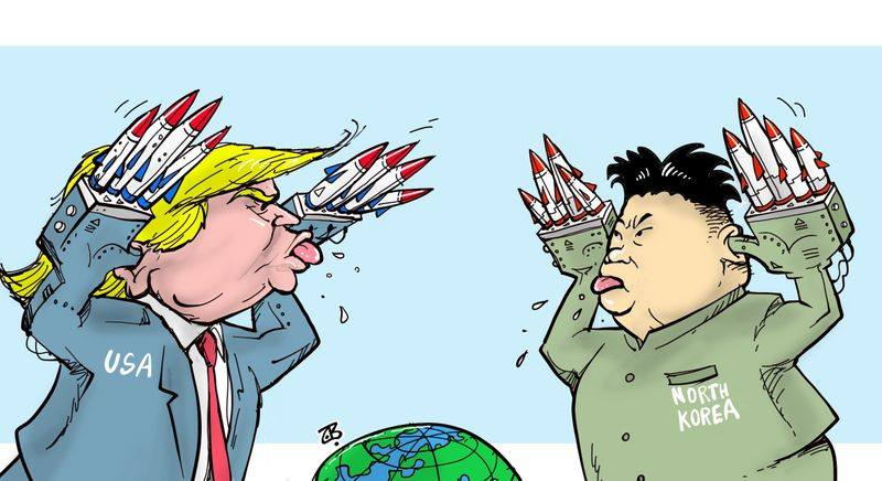 North Korea situation grows Shakespearean – Much ado about nothing