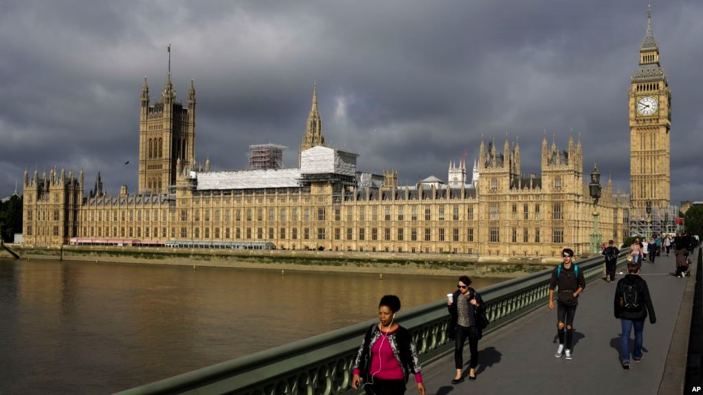 British Parliament Report Slams Effects of 'Dirty' Russian Money