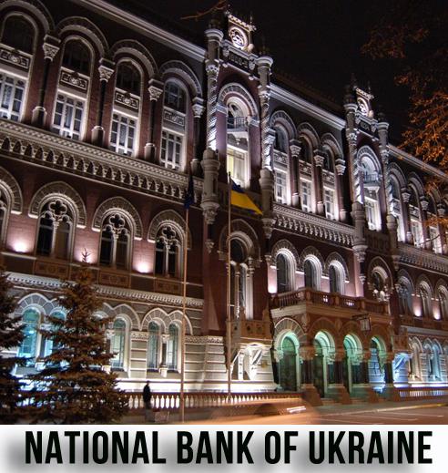 Ukraine monetary base falls 2.1% m/