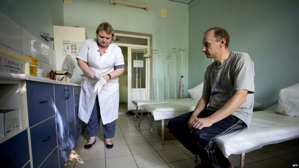 Ukraine Conflict Has Increased Spread of HIV in 'Silent Epidemic'