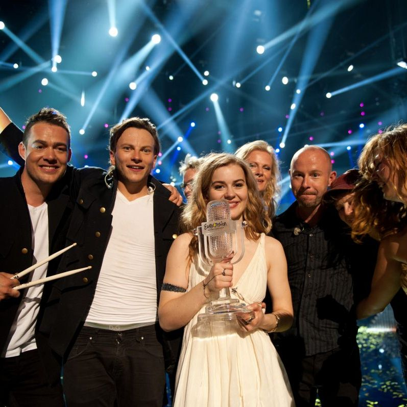 Denmark takes Eurovision 2013 top spot followed by Azerbaijan and Ukraine