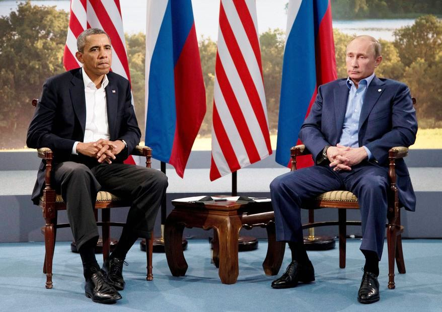Putin's rage triggered by Obama's moves