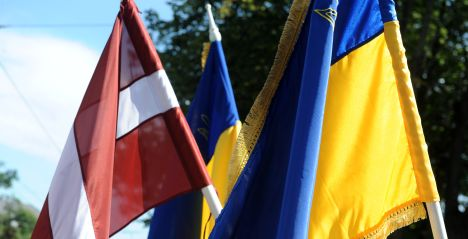 Ukraine to ask Latvia to become third party in European Court cases against Russia