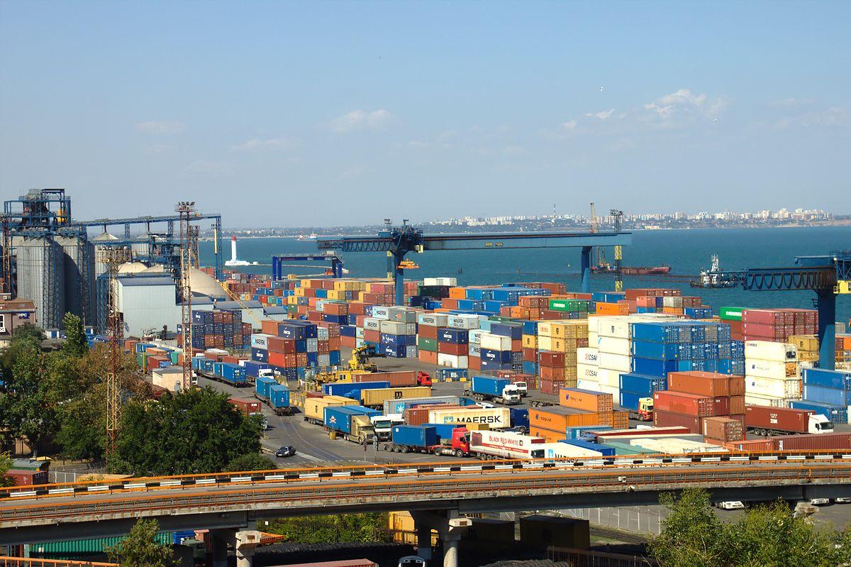 Ukraine goods trade reaches USD 332 mln surplus in July