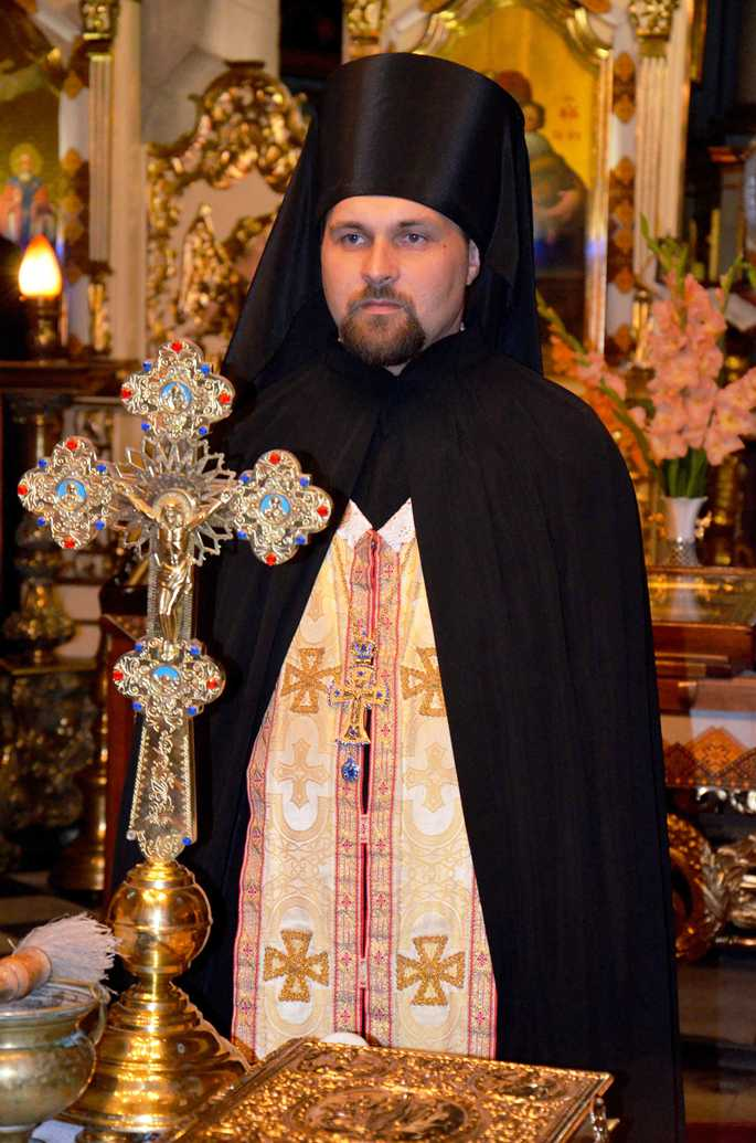 UAOC names new bishop to lead diocese of Kherson and Mykolayiv