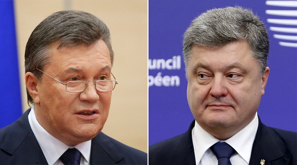 Ukraine prosecutor transfers Yanukovych cases to new division