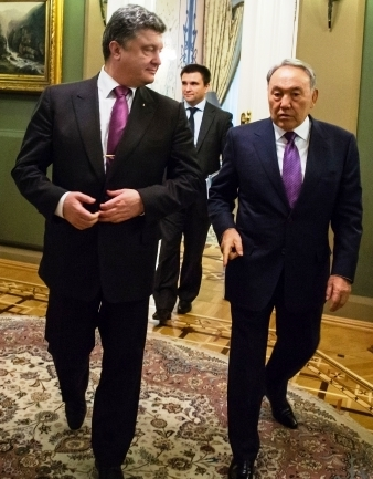 Kazakhstan increases cooperation with Ukraine and supports its territorial integrity