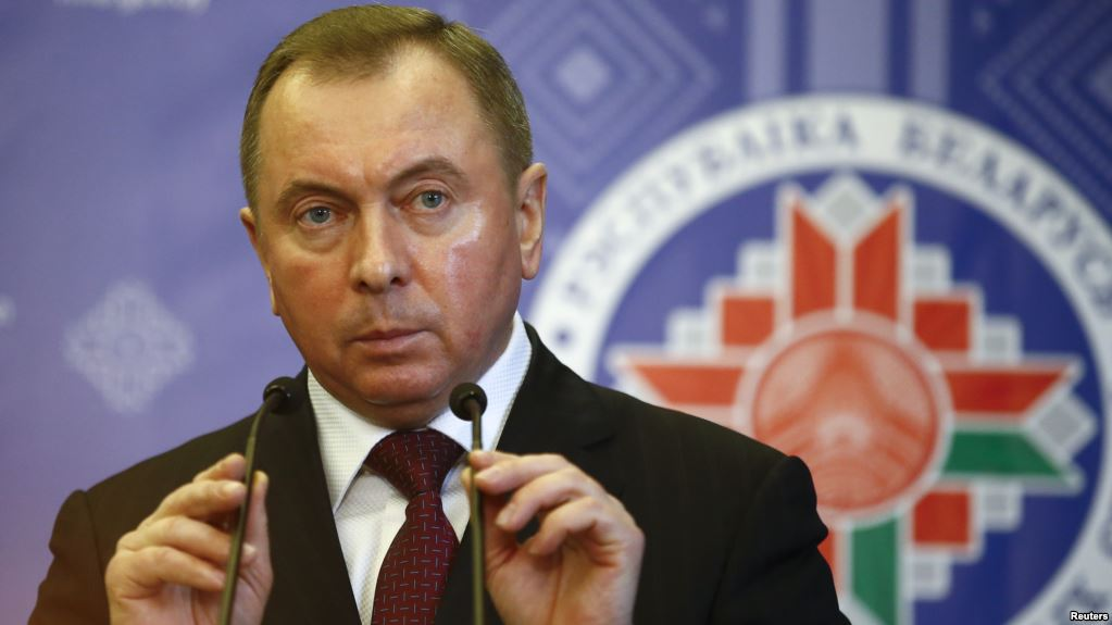 Belarus Bristles at Kazakhstan's Offer to Host Ukraine Talks