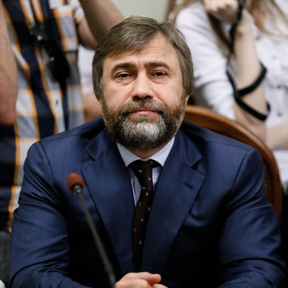 Ukraine parliament to vote on Novinsky immunity on Thursday