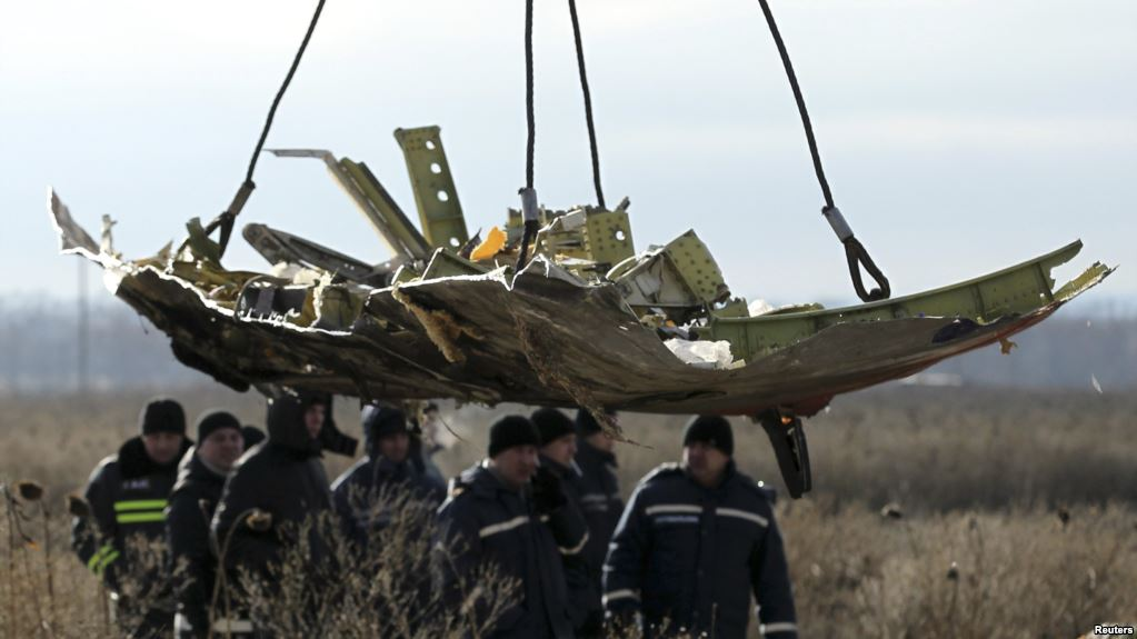 Investigators: Buk Missile from Russian Antiaircraft Brigade Downed MH17