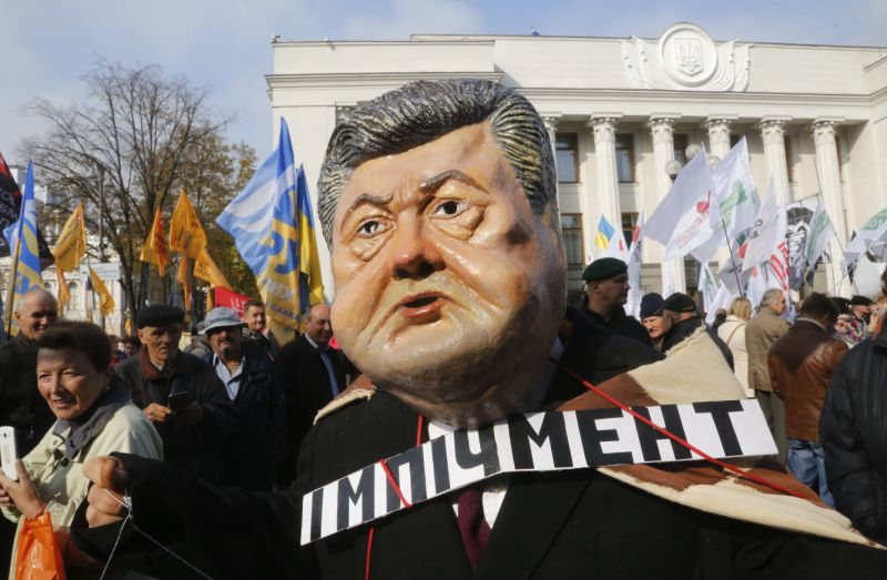 Kyiv tent city reaches fourth day with expectations of vote today