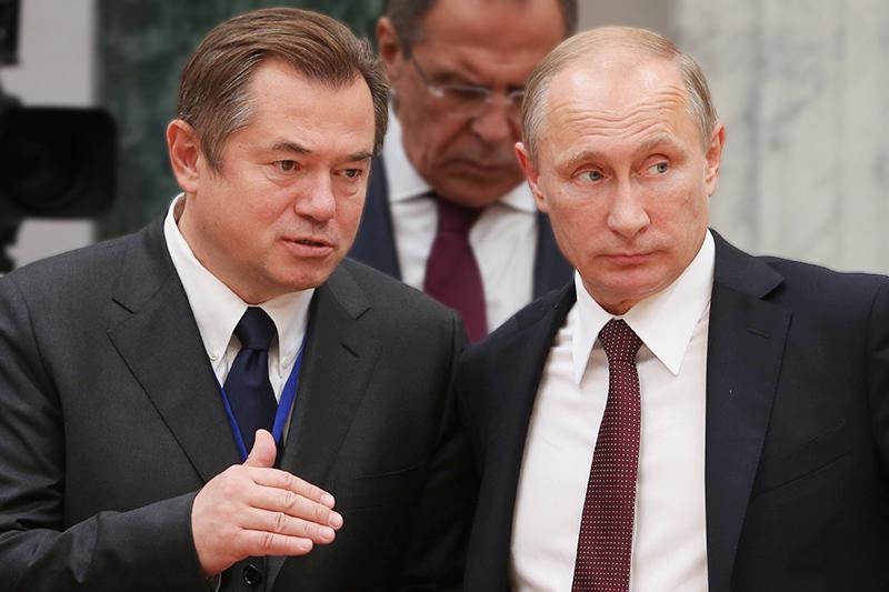 The Daily Vertical: Glazyev's Novorossia Fail
