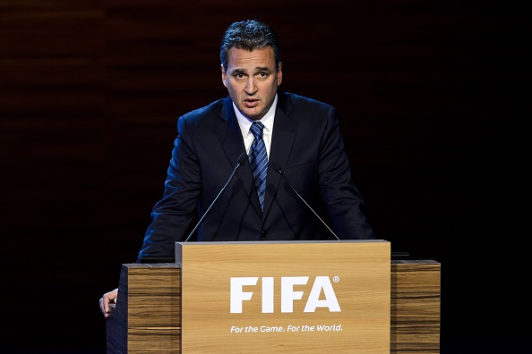FIFA ethics investigator Garcia resigns after slamming Blatter and other top officials