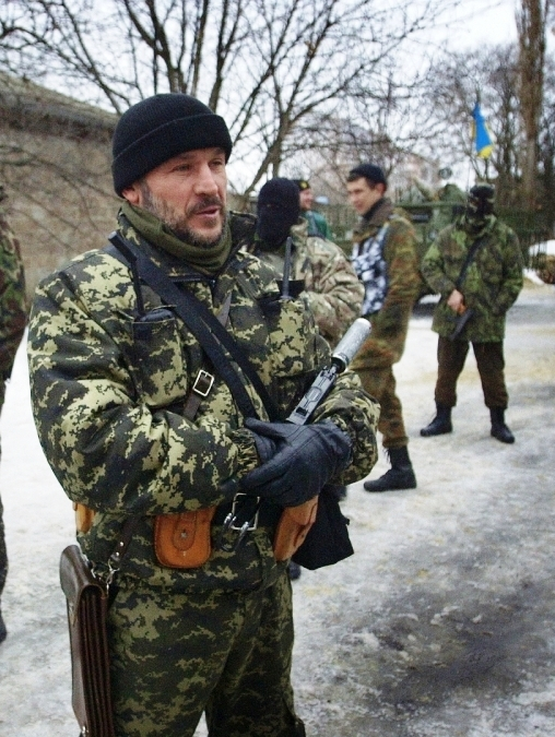 The final days of a Chechen commander fighting in Ukraine