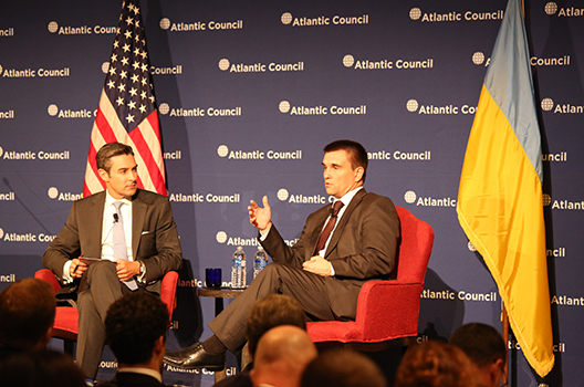 Klimkin: Kremlin should 'take back … mercenaries' driving the Ukraine war""