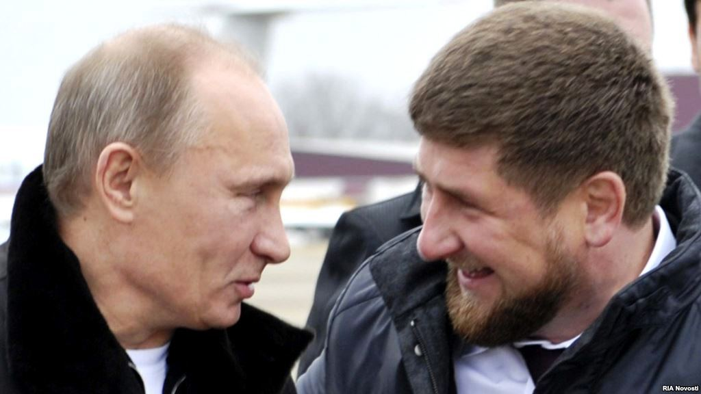 "RFE/RL's The Daily Vertical: ""Kadyrov 'declares independence'"""