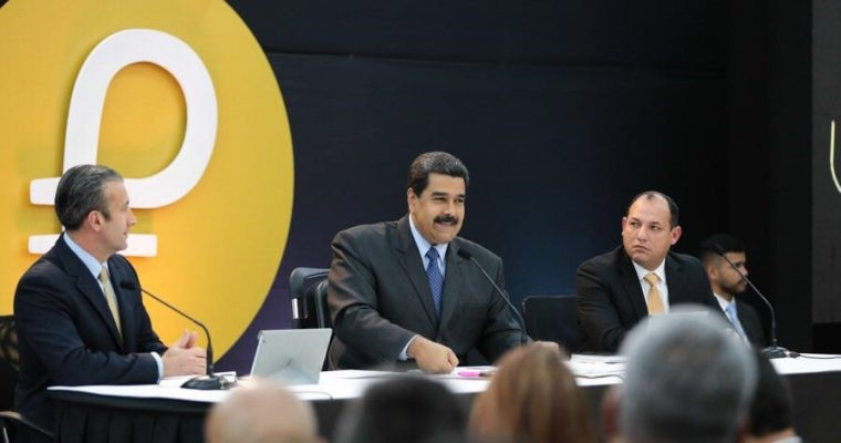 Venezuelan President Claims 'Petro' Pre-Sale Netted $735 Million in Its First Day