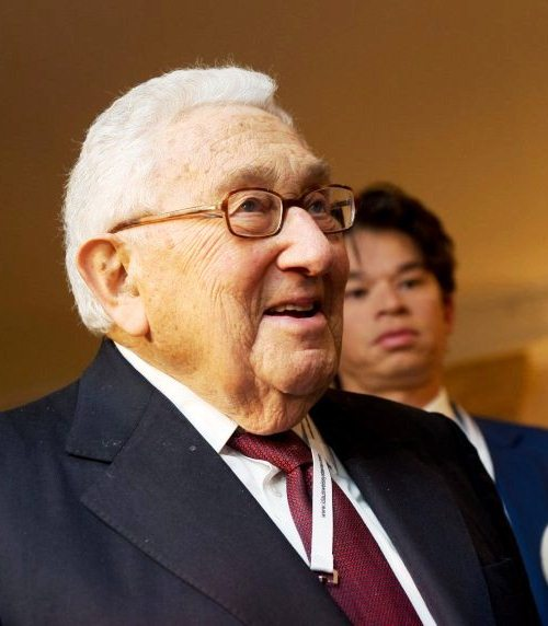 Henry Kissinger interview: 'Do we achieve world order through chaos or insight?'