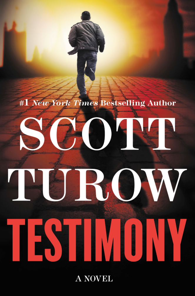 Scott Turow, Author and Lawyer, In Conversation with @HsuUntied