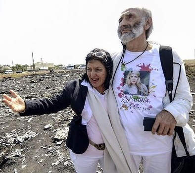 Australian couple believe daughter survived MH17 crash