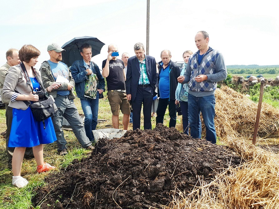 Belarusian farmers embrace organic production in line with EU standards