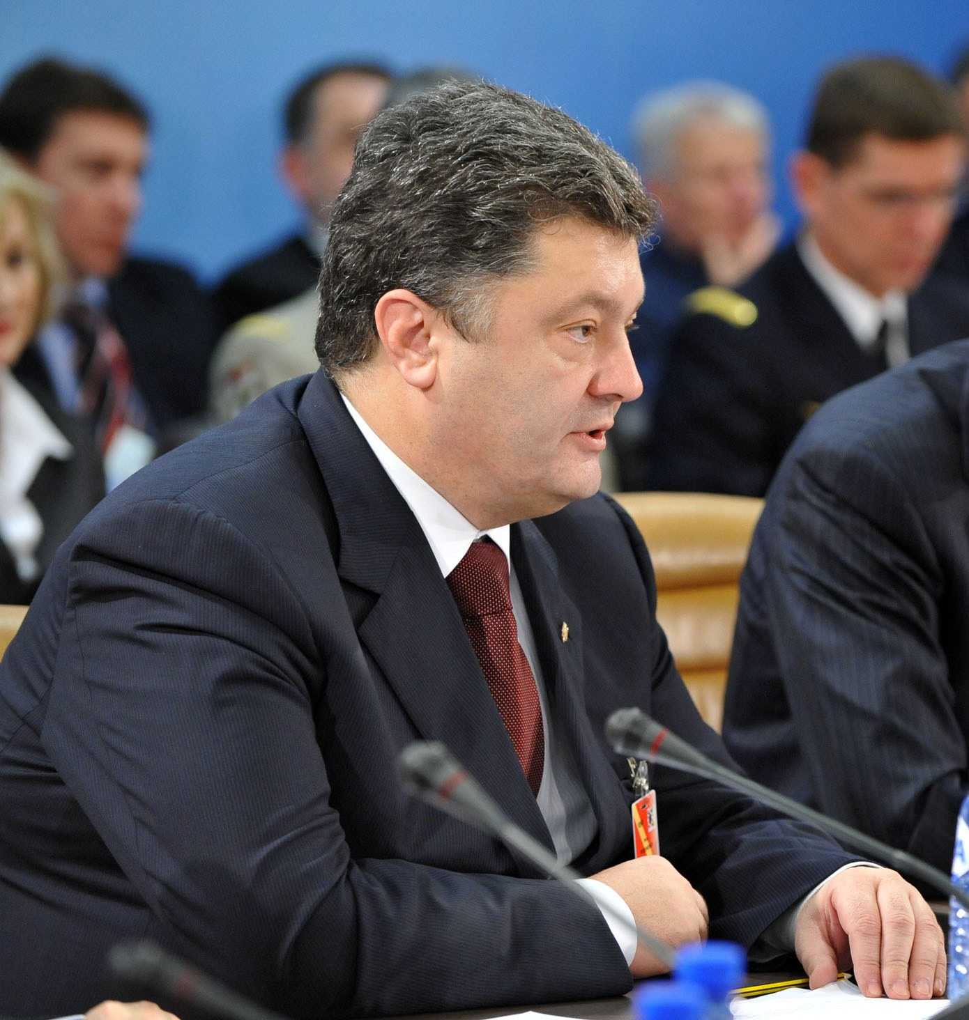 Poroshenko asks Israel's help in fight against Russia for Ukraine's future