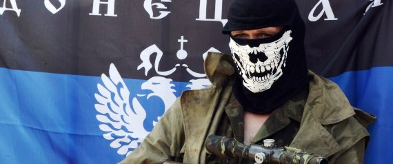 Terrorists using KGB tactics in Donbas war