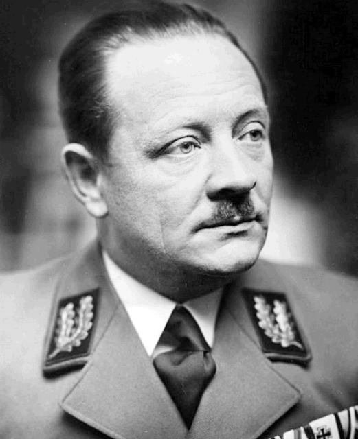 Why did Stalin save the life of Hitler's gauleiter in Ukraine?