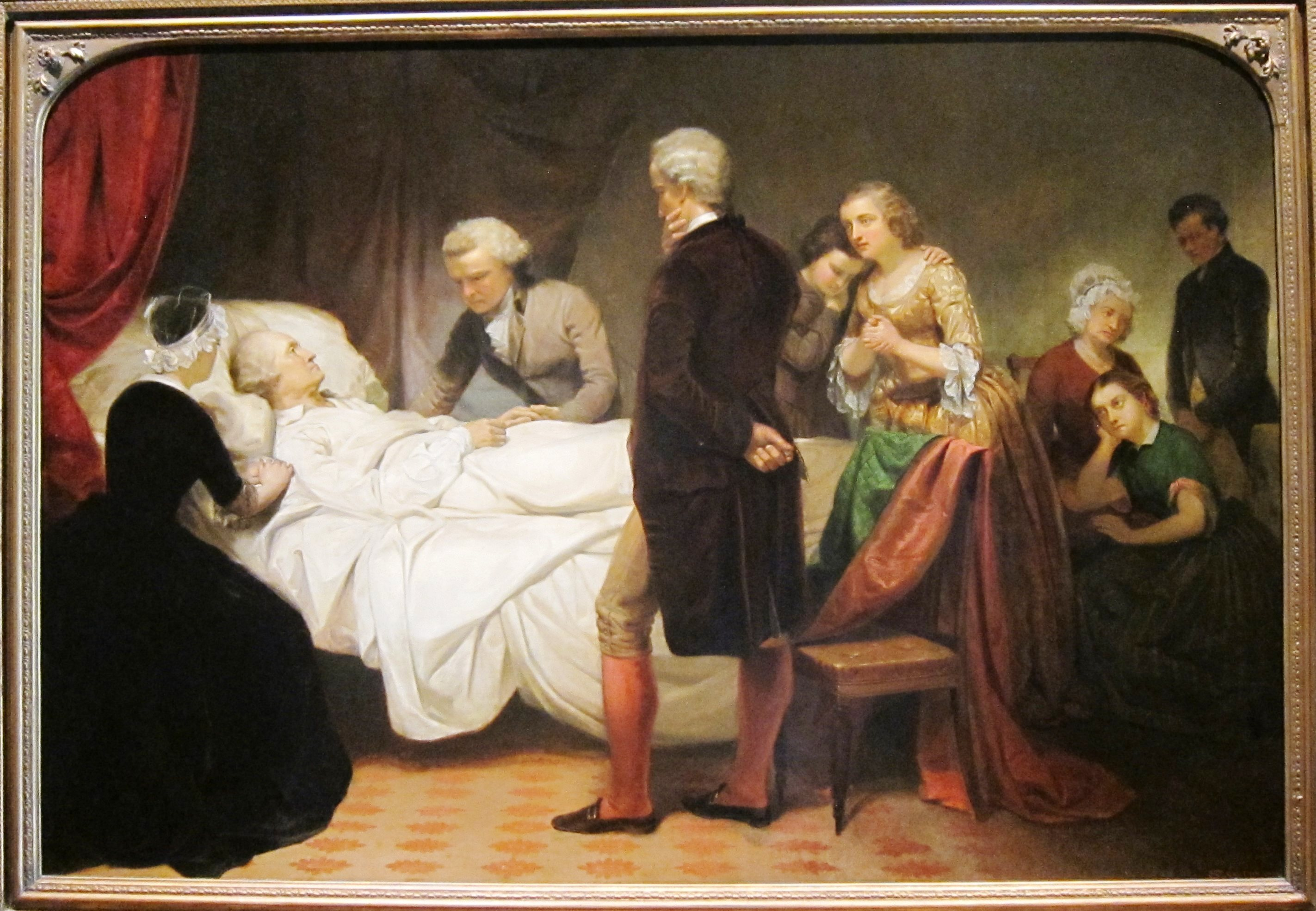 George Washington's Hard Death Shows the Limits of Medicine in His Time