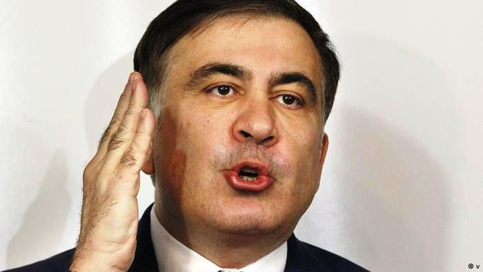 Saakashvili: Ukraine government 'treated me like criminal organization would'