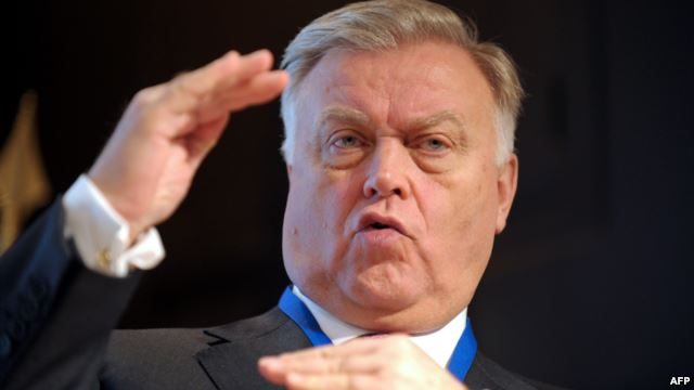 The Briefing: Yakunin's Fall From Grace