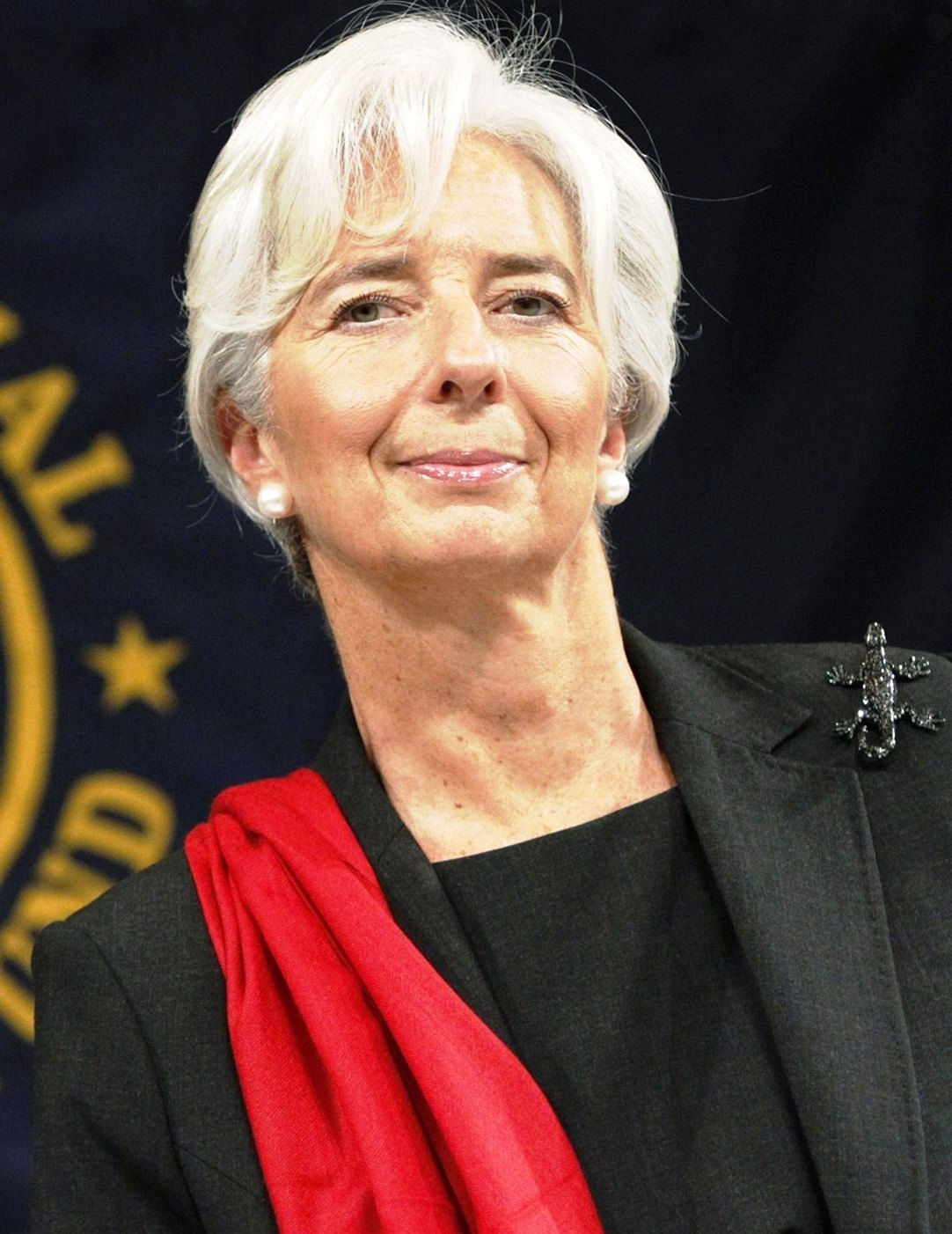 Ash on Lagarde statement about new IMF money for Ukraine