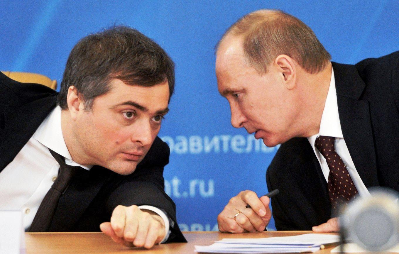 Ukrainian Hackers Publish Surkov's Plans to Destabilize Ukraine in Coming Months