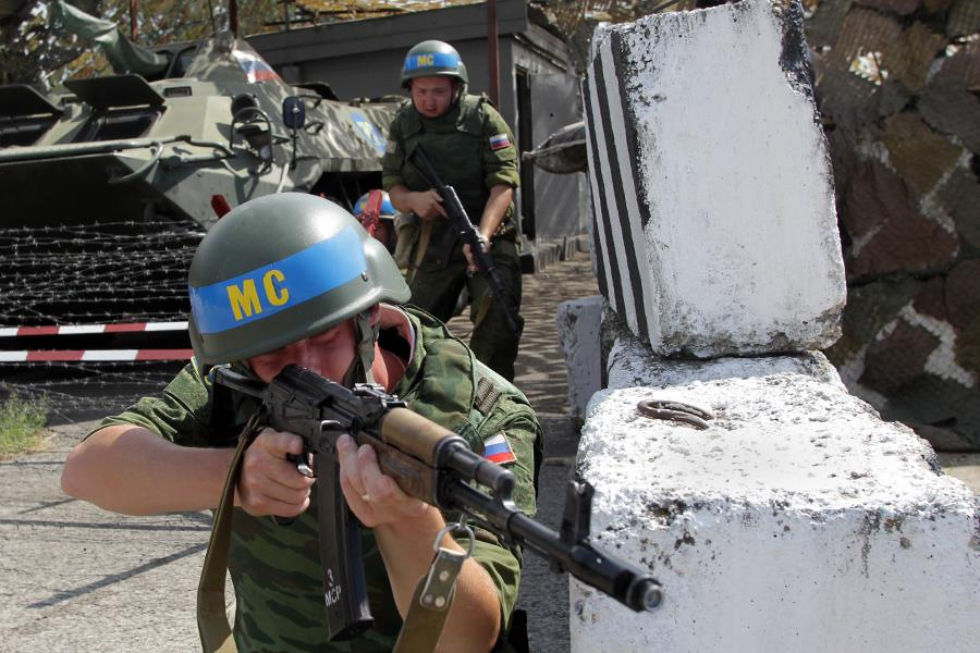 Evidence mounts for a Russian invasion of Ukraine under peacekeeping guise