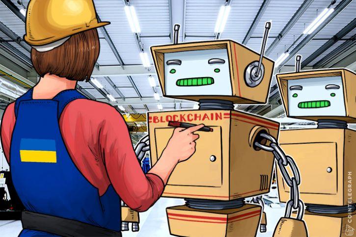 Ukraine Utilizing Blockchain in Land Transfers