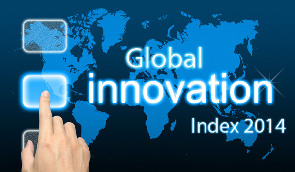 Ukraine makes progress in the Global Innovation Index for 2014
