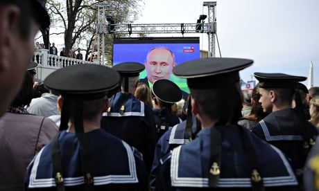 Ukraine crisis: Putin should know we mess with Europe's borders at our peril
