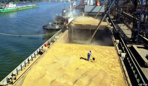 Ukraine anticipates 6% grain export growth in 2015/16 marketing year