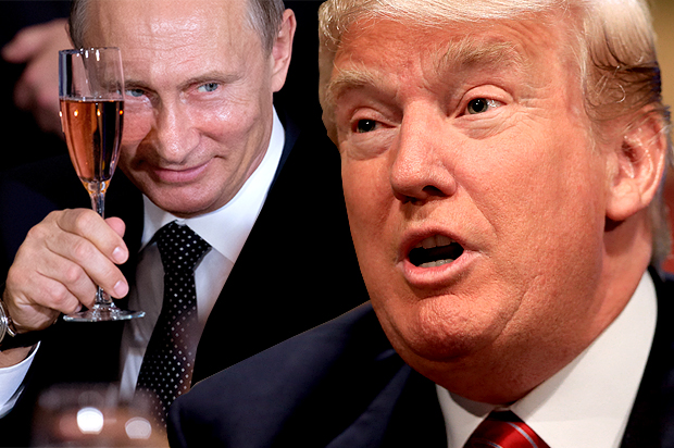 Trump ignorance on Crimea endangers Ukraine – and world peace