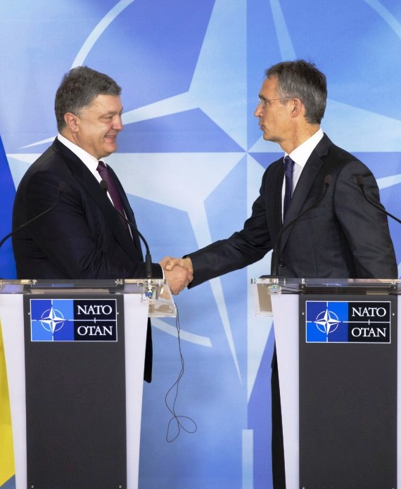President: Ukraine and NATO to enhance cooperation