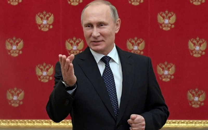 Vladimir Putin's Economic Plan Spooks Russian Entrepreneurs