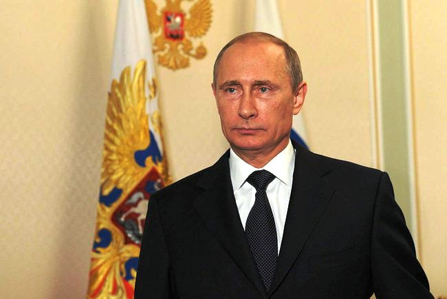 Vladimir Putin starts to show the strain as outrage mounts over MH17