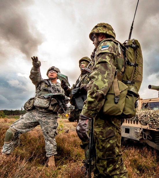 Analysts says Moscow lacks forces to seize and hold the Baltics
