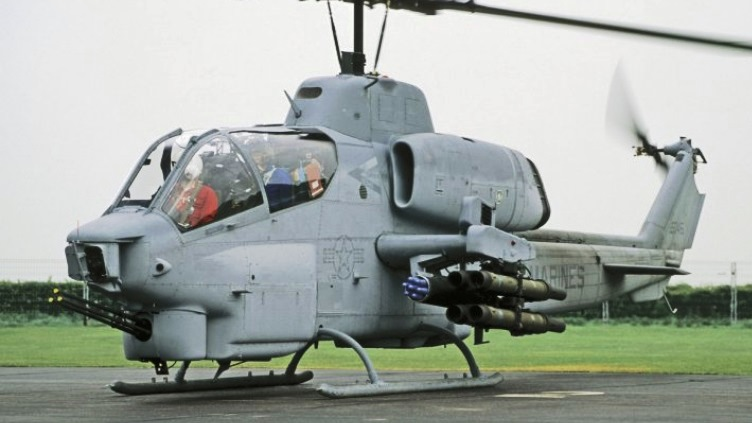 Sell-off of USMC AH-1W SuperCobras an opportunity for Ukraine?