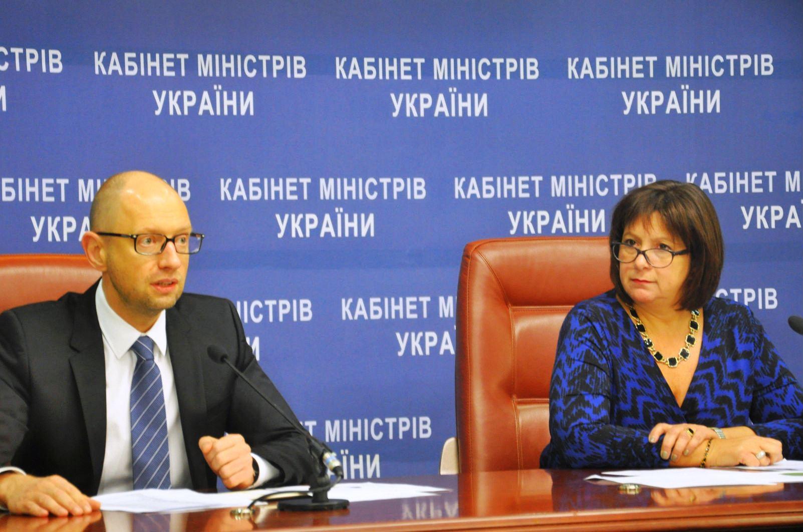 Jaresko: IMF may postpone new tranche if Ukraine's Cabinet changes