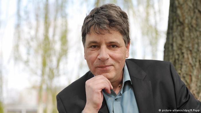 Top German literature prize goes to Marcel Beyer