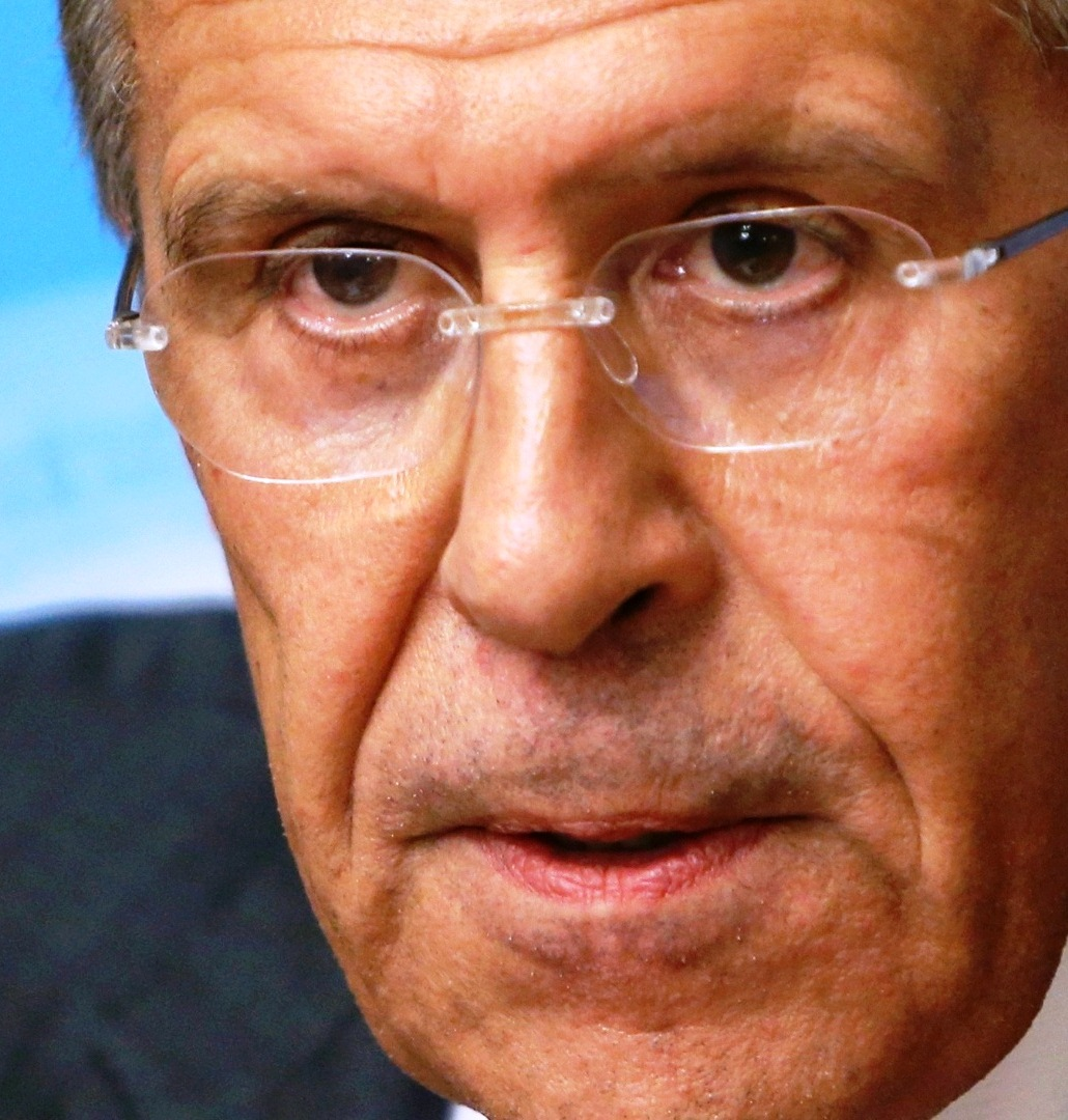 Lavrov accuses West of seeking 'regime change' in Russia