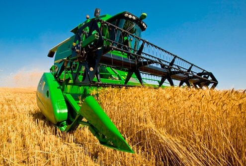 Ukraine harvests nearly 13 mln tonnes of grains