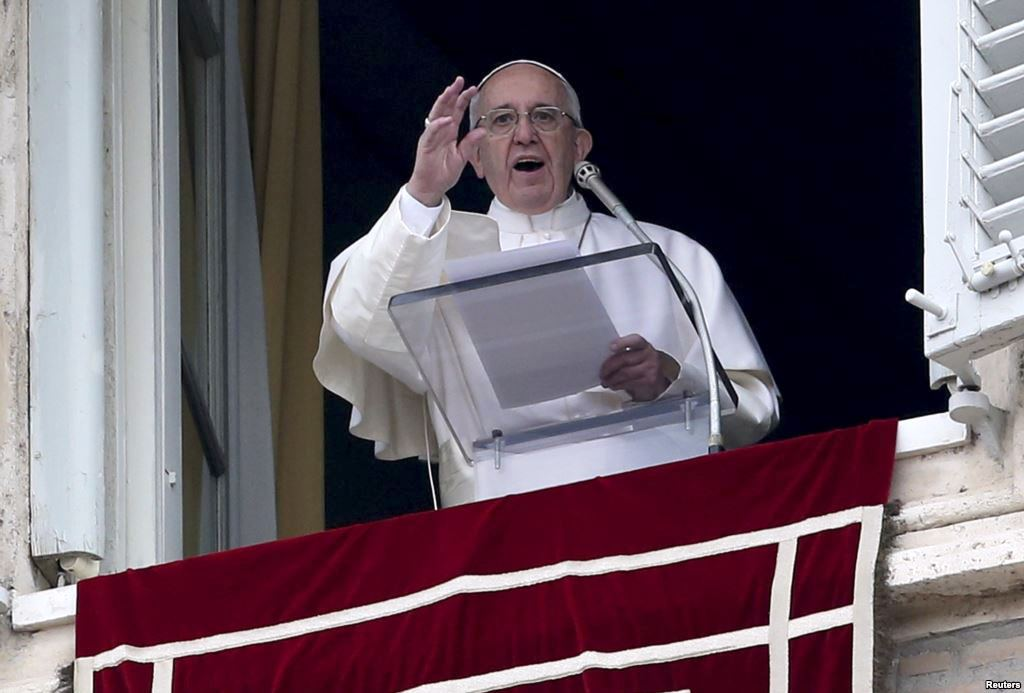 Pope sends Easter greetings to faithful of the Eastern Churches