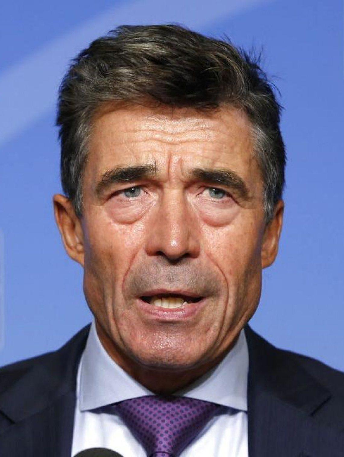 Poroshenko appoints former NATO Secretary-General Rasmussen as non-staff advisor